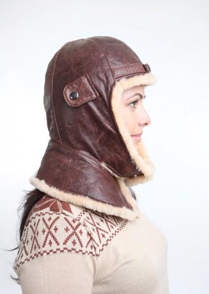 В нашем интернет магазине женских меховых шапок вы можете купить женскую шапку шлем из кожи и меха.  27 Дек.