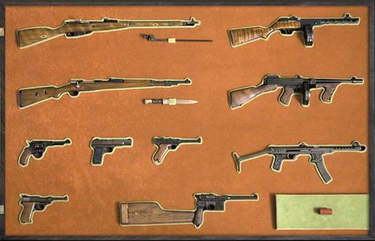 Стрелковое оружие фотографии второй